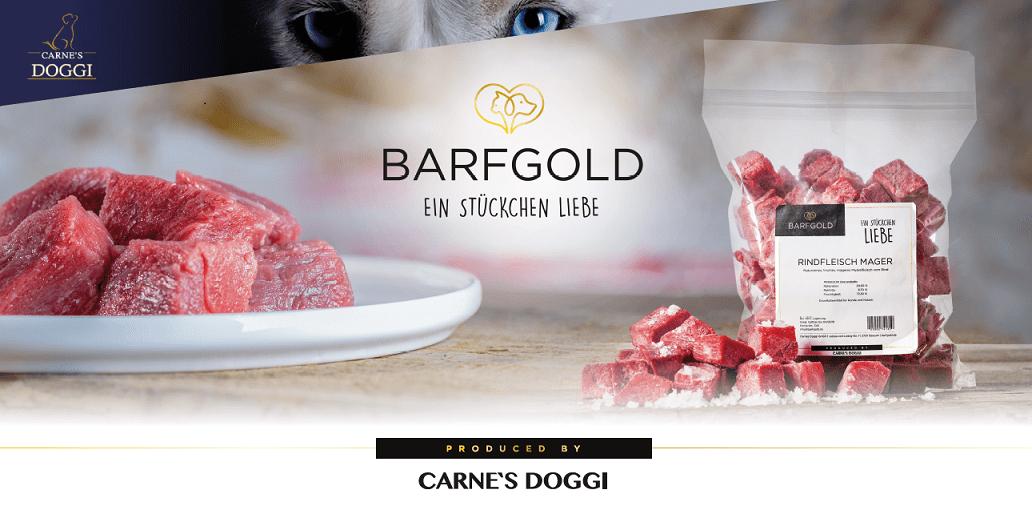 Stückfleisch von BARFGOLD im Sortiment