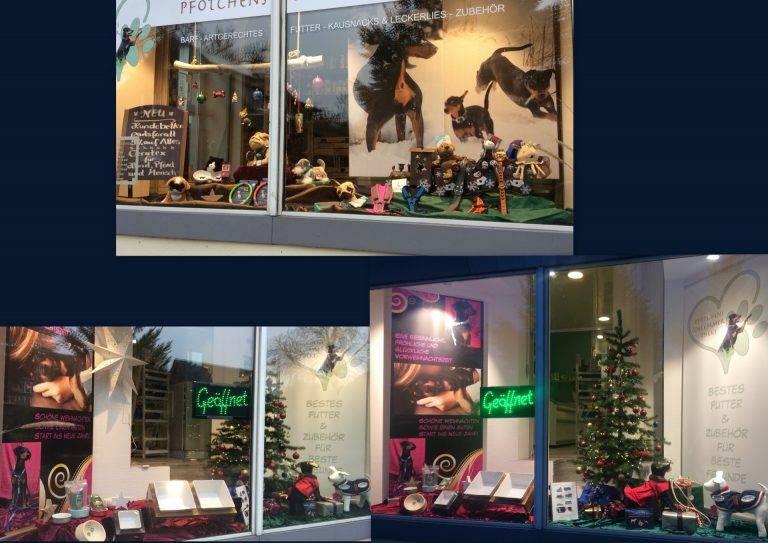 Vorweihnachtszeit und Weihnachtsmarkt
